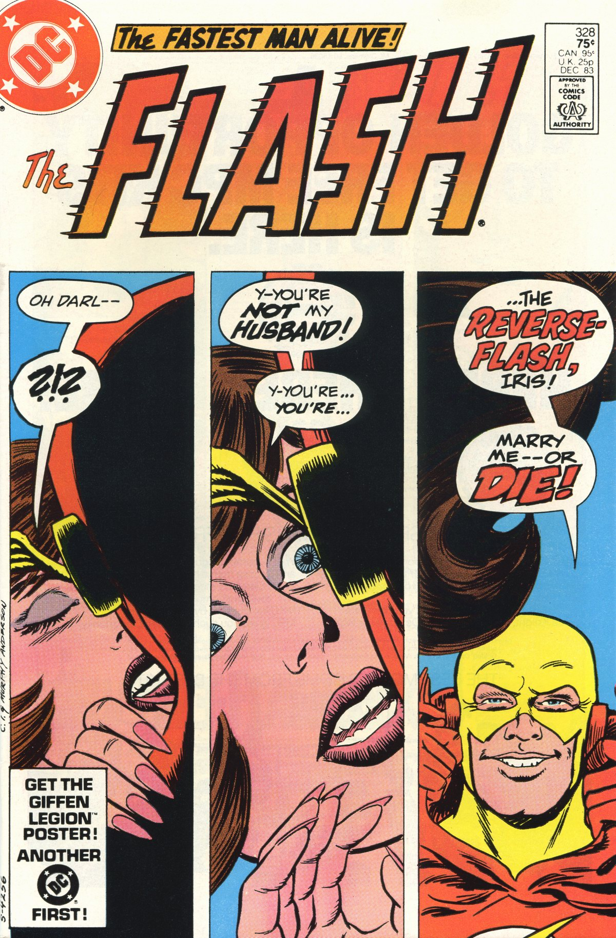 The Flash (1959) 328 Page 1