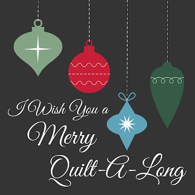 I Wish You a Merry Quilt Along