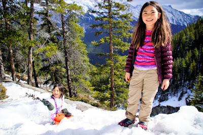 Sulphur Mountain Trail (East Side), Banff