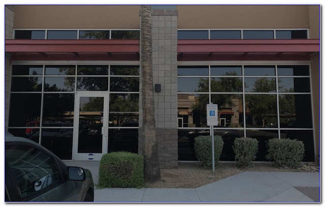 Commercial Building WINDOW TINTING Cost Near Me