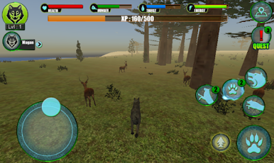 Download Ultimate Wolf Adventure 3D