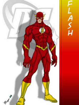 Sống Lại Tân Flash Marvel