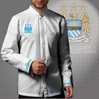 Baju Koko Manchester City