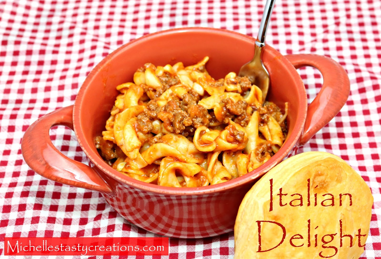 Michelles tasty creations italian delight italian delight forumfinder Gallery