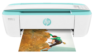 HP DeskJet 3752printer image and Drivers Software support
