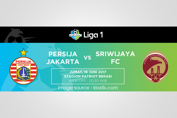 Harga Tiket Persija Vs Sriwijaya Fc 16 Juni 2017