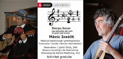 Mèxic Insòlit al Sherpa Sonor
