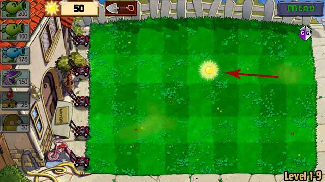 plant vs zombie cheat