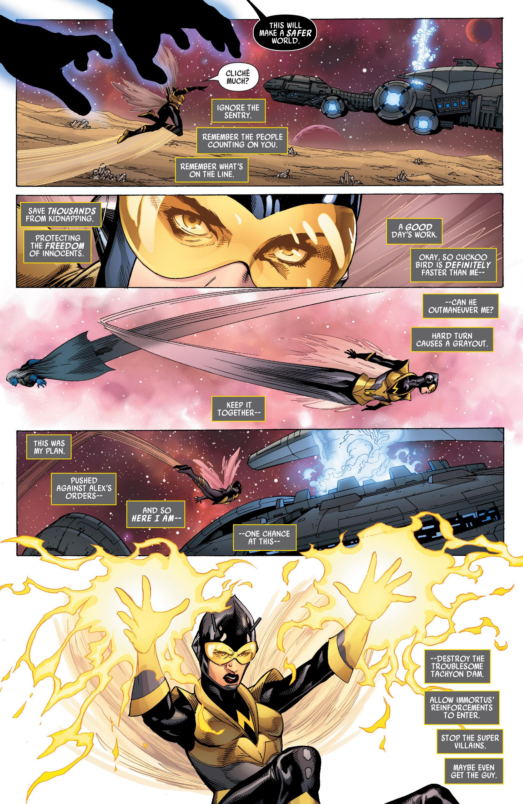Read online Uncanny Avengers (2012) comic -  Issue #15 - 7