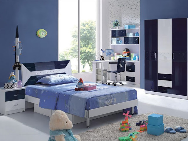 72 Modern Boys Bedroom Designs With Minimalist Concepts