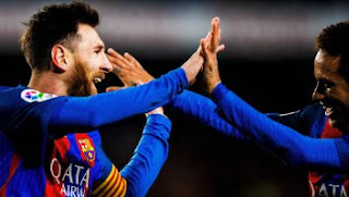 Video Gol Barcelona vs Celta Vigo 5-0 Liga Spanyol 4/3/2017