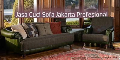 Jasa Cuci Sofa Jakarta Profesional
