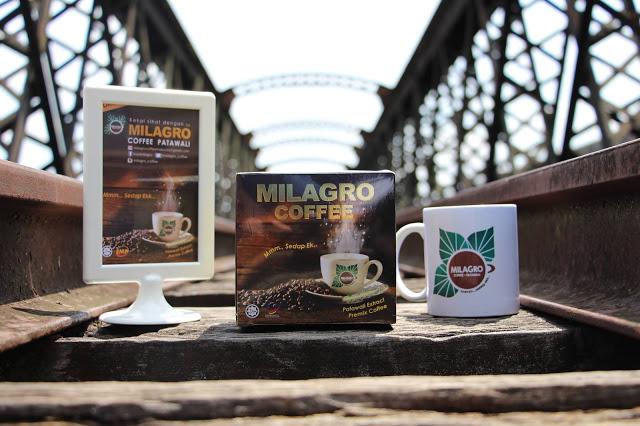milagro coffee