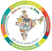 One India One Ride with The Mystic Riders