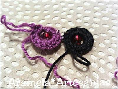 tutorial pulsera crochet 3
