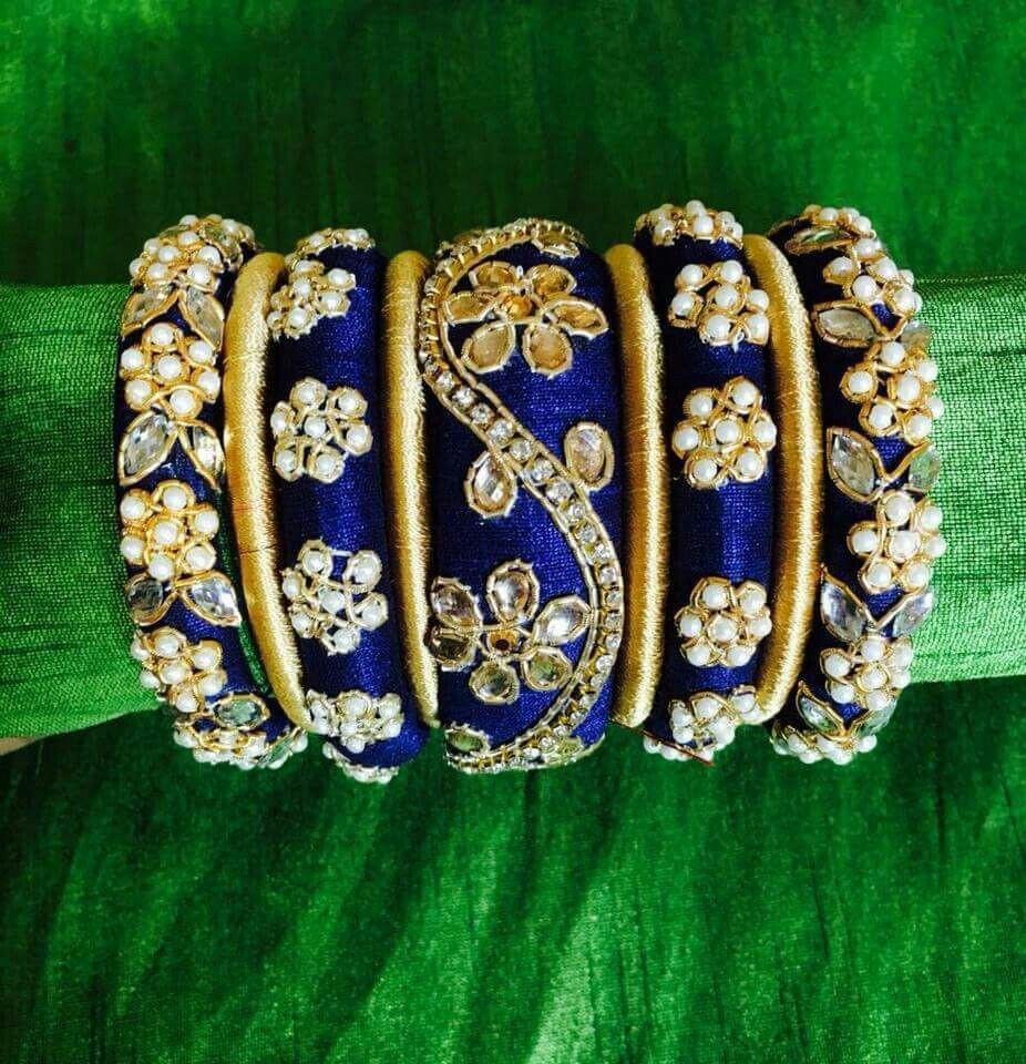 Multi color fancy bangles - Latest Jewellery Design for Women ...