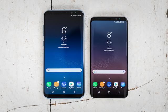Smartphone Terbaik dengan Layar Besar
