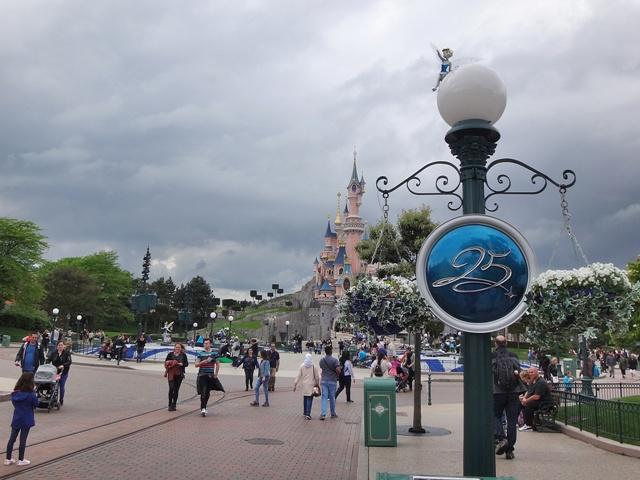 25 Aniversario en Disneyland Paris