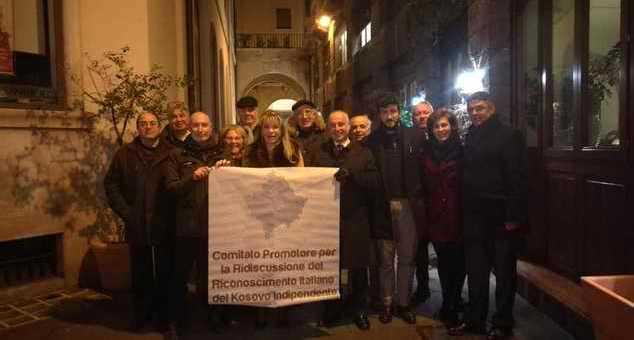 #Italija #Priznanje #Povlačenje #Kosovo #Metohija #Srbija #Peticija