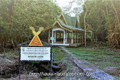 Komplek Makam Raja-raja Pelalawan