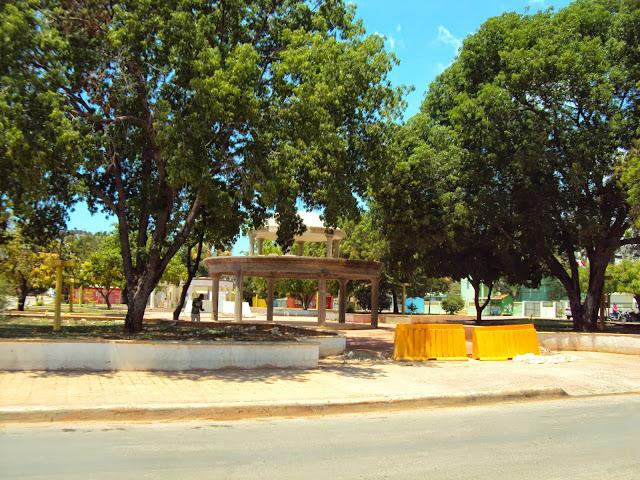 Resultado de imagen para el parque municipal de Pedernales