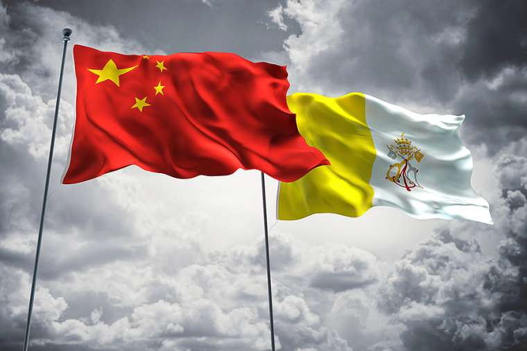 china and vatican deal
