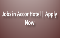 Jobs in Accor Hotel