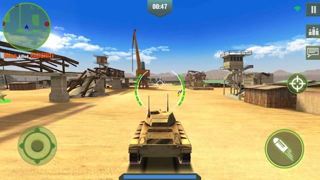 Download War Machines Tank Shooter MOD APK