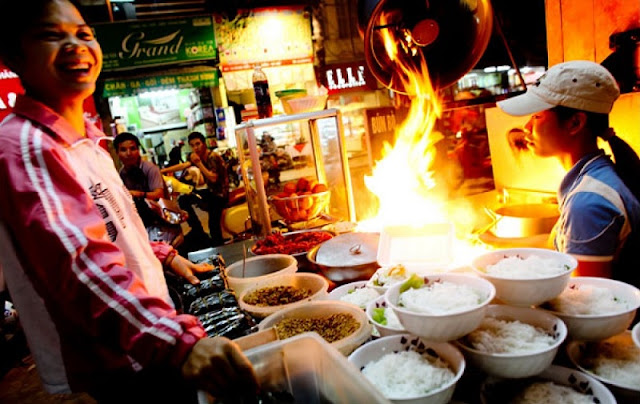 6 ridiculously tasty destinations for diners in Vietnam