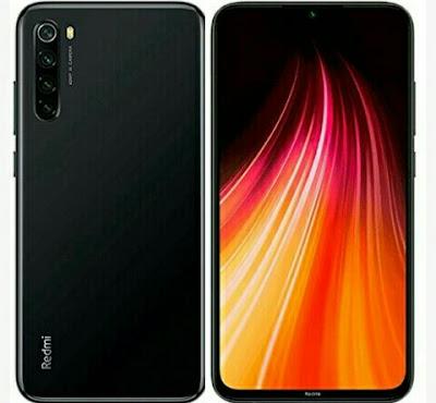 Redmi Note 8 - 6.3inch Dual Sim 4G 5Cam Smartphone