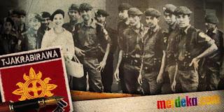 Ini standar pengamanan Soekarno oleh Tjakrabirawa