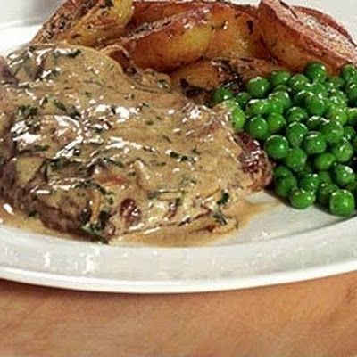 Gordon Ramsay's Steak Diane