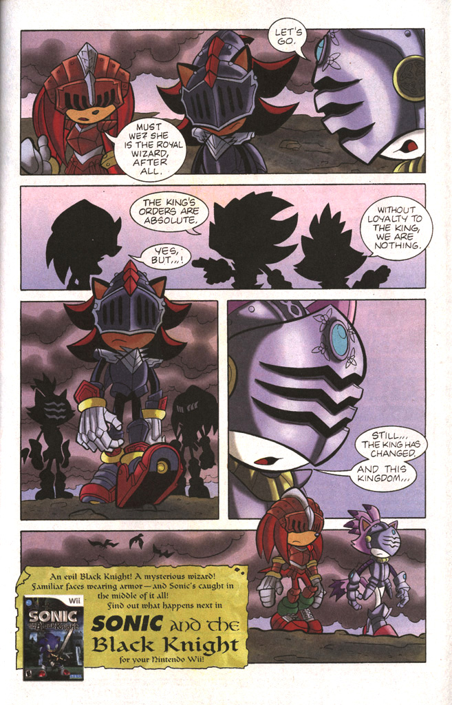 Read online Sonic The Hedgehog comic -  Issue #197 - 33