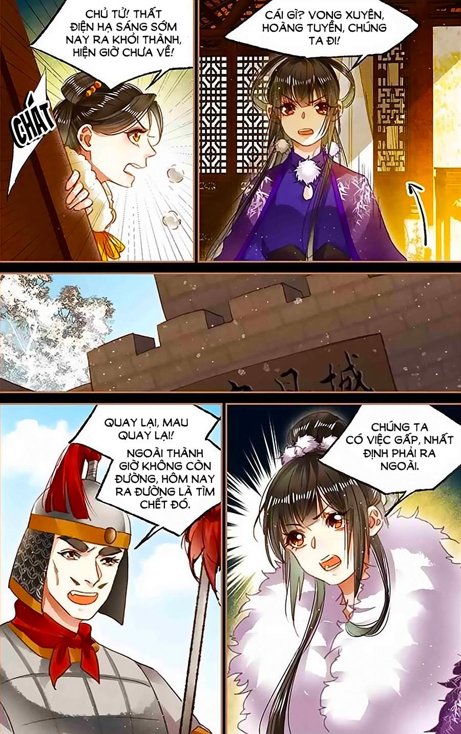 Thần Y Đích Nữ Chap 99 - Trang 3