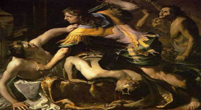 """Ancient Greece: Who rated as' fair killings """"in antiquity?"""