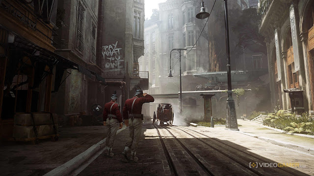 Dishonored 2 Free Download PC Screenshot 2