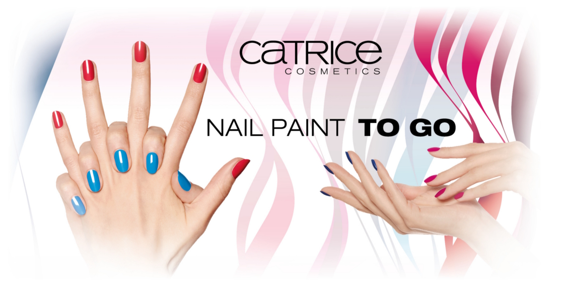 Catrice Nail Paint To Go Limited Edition