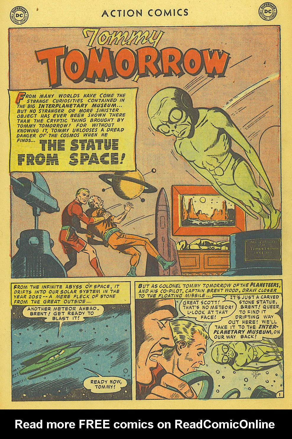 Read online Action Comics (1938) comic -  Issue #175 - 25