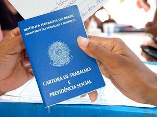 Sine oferece 177 vagas de emprego na PB