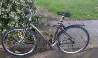Stolen Bicycle - Raleigh Urban 1