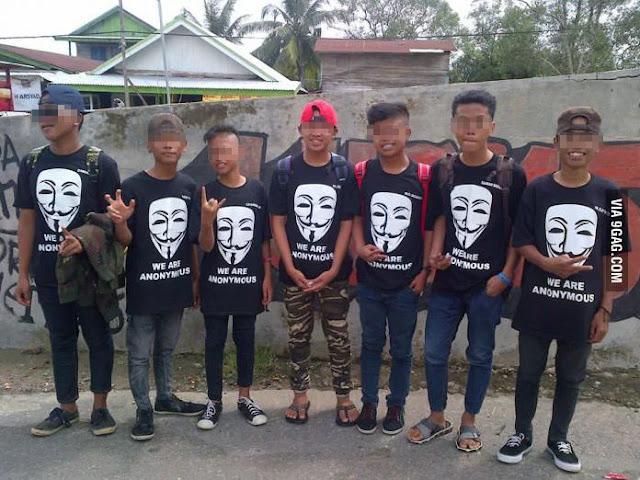 5 Macam 'Hacker' Indonesia yang Sering Ngotorin Timeline Facebook ...