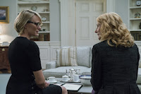 Patricia Clarkson and Robin Wright in House of Cards Season 5 (9)