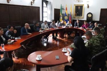 Resultado de imagen para consejo de seguridad en Popayán youtube