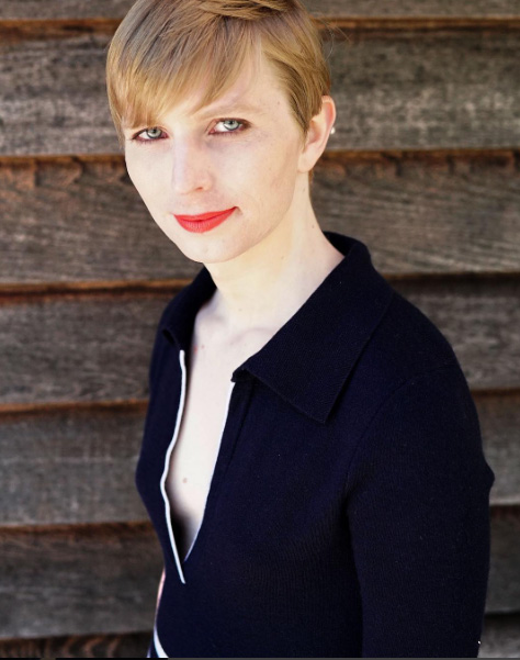 the randy report chelsea manning says hello world