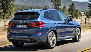 2018 BMW X3 Change and Feature