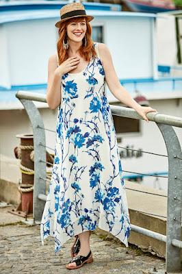 Moda Argentina 2017.Colección Mamy Blue