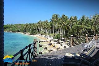 nirvana beach karimunjawa