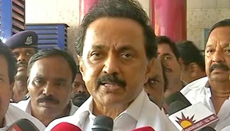 Rama Rajya Rathayatra is against SC's order: Stalin