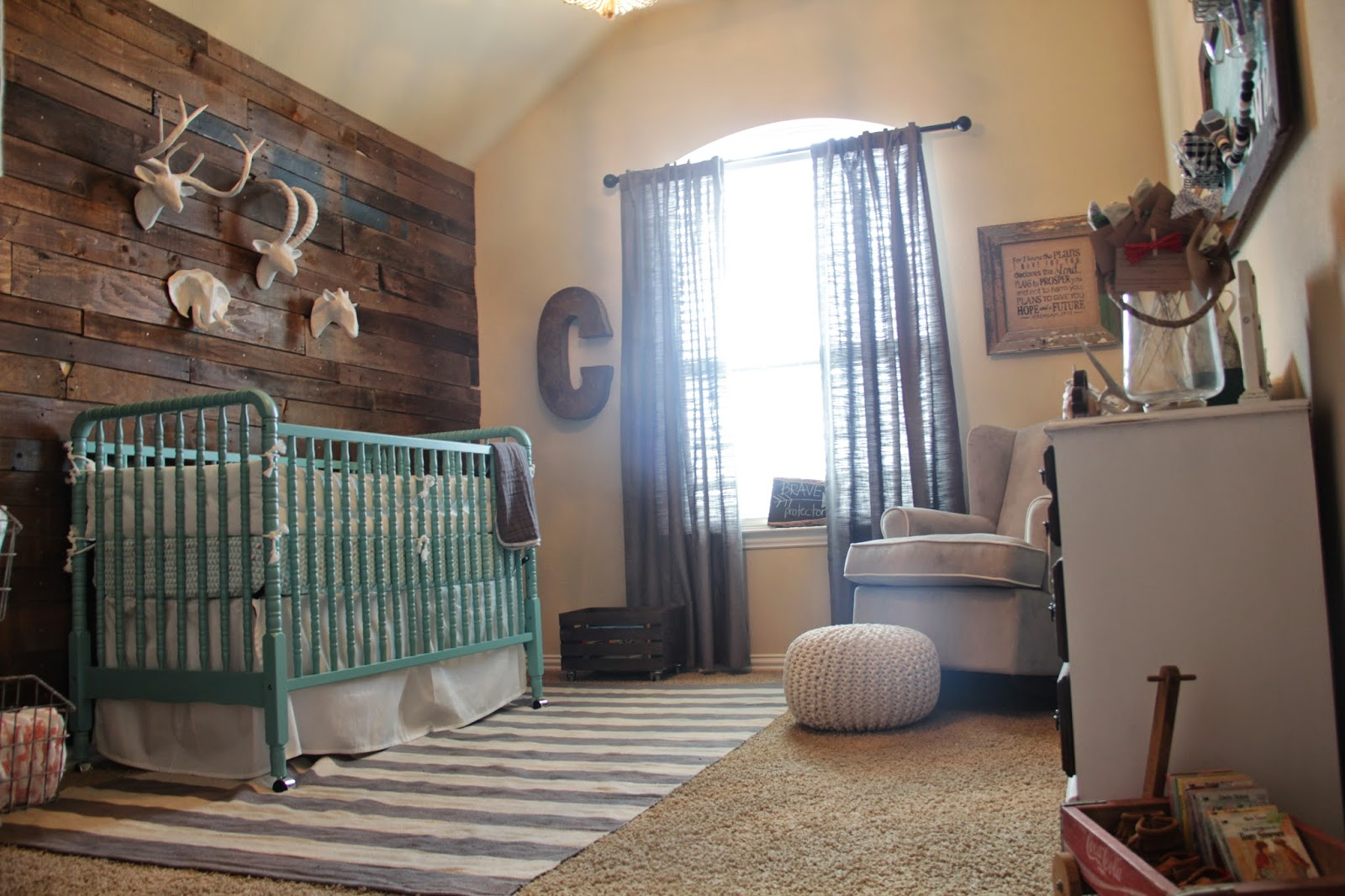 Graciously Saved Cayson S Rustic Nursery