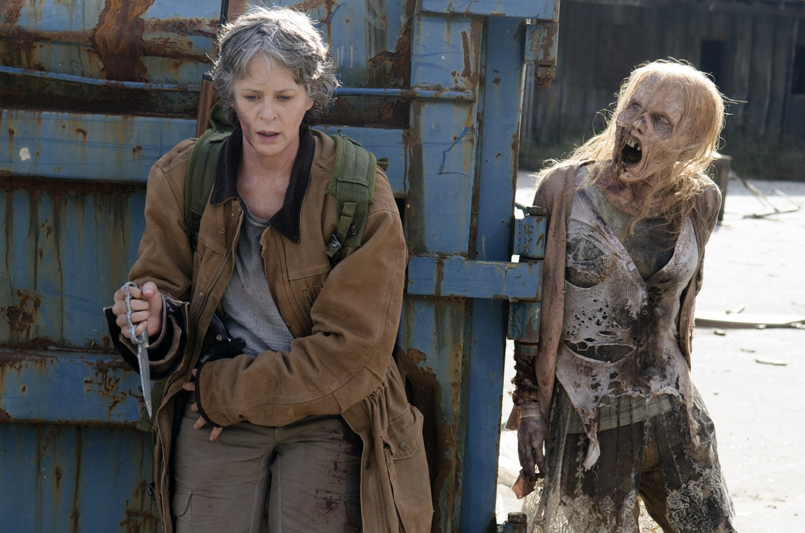 The Walking Dead - Season 6 Episode 16: Last Day on Earth